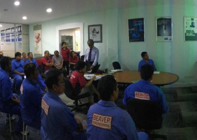 ISO Briefing 01