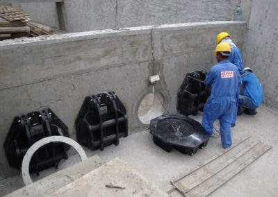 Installation of Flap Valve/ Flood Gate Valve