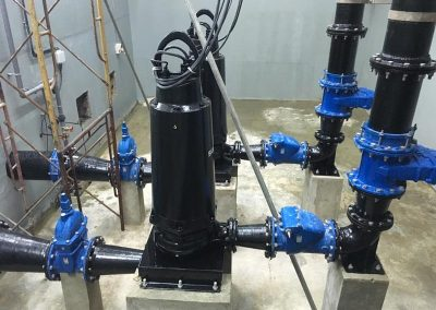 SULZER Submersible Pump 02