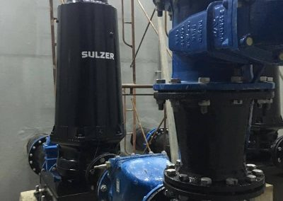 SULZER Submersible Pump 03