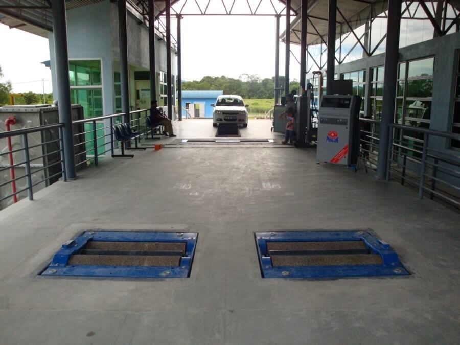Tutong and Temburong  – Vehicle Inspection Center