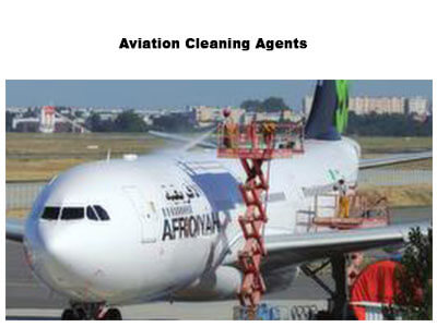 Aviation Cleaning Agents