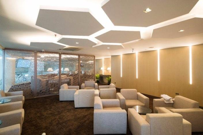 Interior Renovation and Electrical Works for Sky Lounge at Brunei International Airport, Negara Brunei Darussalam.